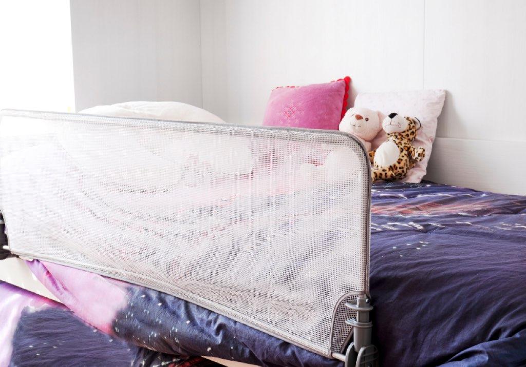 ベッドガードの画像